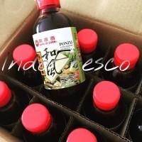 (Diskon) Wan Ja Shan Ponzu Sauce/ saus bumbu Ponzu/ hot pot - 200 ml