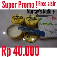 Jual (Sale) POMADE MURRAYS NUNILE 3oz ukuran besar free sisir Murah