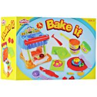 Jual (Diskon) Mainan Play Doh Anak Fun-Doh Bake It Oven Fun Doh Murah