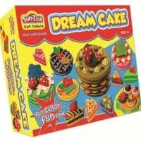Jual (Dijamin) Mainan Fun Doh Anak Fun-Doh Dream Cake Play Doh Murah