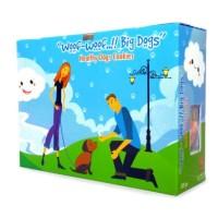 Jual (Diskon) Healthy Dog cookies - woof woof big dogs - snack anjing Murah