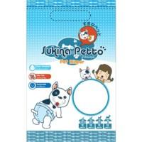 (Murah) Sukina Petto Pet Diaper - Popok Anjing (Size XSSS,SSS,SS,S)