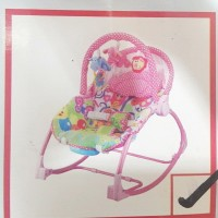 Jual Bouncer Pliko 308 Rocking Chair Hammcock Pink Murah