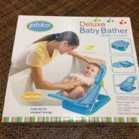 Jual Pliko Deluxe Baby Bather Biru Murah