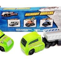 Jual Maisto Highway Hauler Container Trailer type 2 Murah
