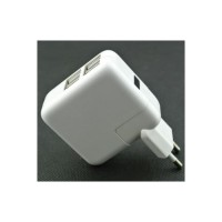 Jual Universal 2.1A-1A 4-Port USB AC Power Adapter Wall Charger Batcharg85 Murah