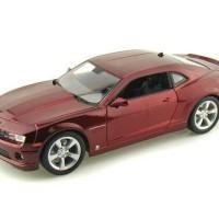 Jual Miniatur Mobil Chevrolet Camaro SS RS 2010 Merah Tua Maisto 1 18 Murah
