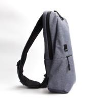 Jual Vivan VLG-CB8 Anti-splashing Crossbody Bag Shoulder Bag - Gray Murah