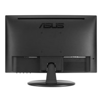 """LCD Monitor LED ASUS VT168H 15.6"""" 10 Point Touch Screen HD Monitor"""