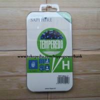 Jual Hippo Sapphire Tempered Glass Sony Xperia M Murah
