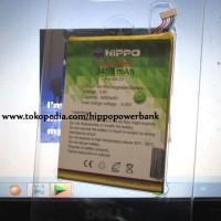 Jual Hippo Baterai Blackberry Z3 ( 3450 MAH ) Murah