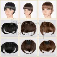 Jual Hairclip Poni Depan / Poni Clip Model Depan Murah