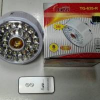 Jual (Dijamin) lampu remote emergency XRB 35 Led 35led Murah