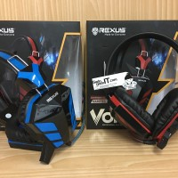Jual REXUS VONIX F22/F-22 Headset/Headphone Profesional Gaming   Microphone Murah