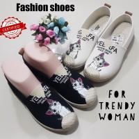 harga Sepatu Perempuan Dewasa Fashion Shoes Flat Tokopedia.com