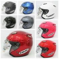 Promo Helm model ink centro free stiker bkn kyt nhk mds Murah