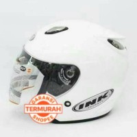 Helm ink centro grade ori putih basic best1 bkn origina Berkualitas