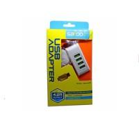 Jual PROMO MURAH Satoo USB Adapter 4 Port 4.2A Output Murah
