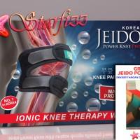 JEIDO POWER KNEE (Size M) - Alat Terapi Lutut ORIGINAL