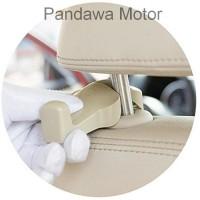 Jual Car Seat Headrest Hook for Hanging Bag / Gantungan Mobil Murah
