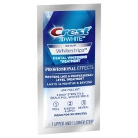 Crest 3D whitestrips Proffesional Effects