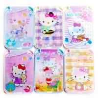 Jual Original asli Cermin Kecil Hello Kitty / Kaca Kecil Travelling SNI Murah