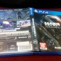KASET PS4 MASS EFFECT ANDROMEDA REG 3 BEKAS MULUS