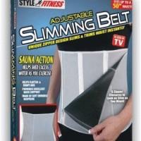 Jual Korset perut slim high waist/ ADJUSTABLE SAUNA SLIMMING BELT 5 Step Murah