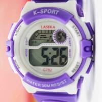 Jam tangan anak perempuan 4 5 6 7 8 9 10 11 12 tahun anti air murah