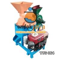 Harga mesin penepung kopi sistem tandem ttg 064 | Pembandingharga.com