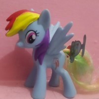 happy meal my little pony Fluttershy