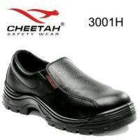 sepatu safety shoes cheetah 3001 H