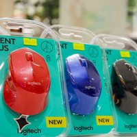 Logitech Mouse Wireless Silent M331
