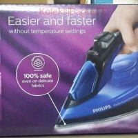 PHILIPS STEAM IRON GC3920 - OPTIMAL TEMP 2400W / SETRIKA UAP NEW PROMO