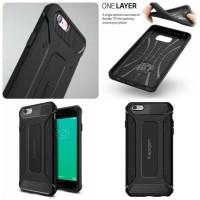 Jual case spigen capsule soft series for iphone 6 6s 6plus 6splus Murah
