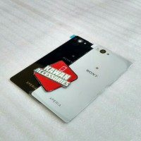 Backdoor / Back Cover/Tutup Baterai Sony Xperia Z1 Compact/Mini