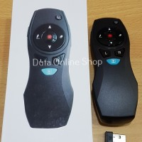 Wireless Mouse Presenter with Laser Pointer 3 in 1 Function