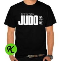 KAOS INSONESIA JUDO/BAJU/TSHIRT INDONESIA JUDO