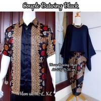 Jual  Couple Batwing Black T1910 Murah