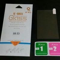 Jual  Tempered Glass Blackberry Z3 T2909 Murah