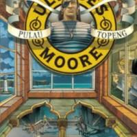 novel Pulau Topeng - Ulysses Moore - Erlangga
