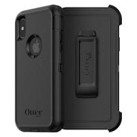 Jual OtterBox Iphone X Case Defender Series - Black Murah