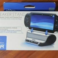 Speaker Stand for PS Vita Stereo Speaker System and Charging Dock-NYKO