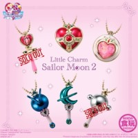 Jual Sailor Moon Little Charm Part 1 & 2 Murah