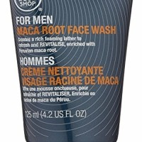 SALE !! THE BODY SHOP MACA ROOT FACE WASH MEN SABUN CUCI MUKA PRIA