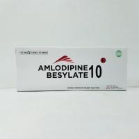 Amlodipin 10 mg 30's