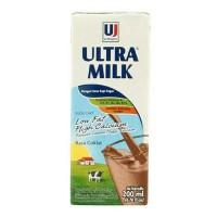 ultra milk low fat 200ml carton
