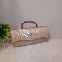 Dompet pesta/dompet wanita fashion import gliter terbaru dan termurah