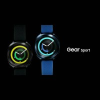 SAMSUNG GEAR SPORT Smartwatch - NEW - 100% ORI