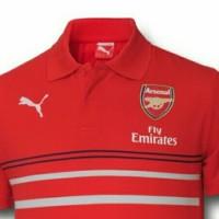 Jual Polo shirt-Tshirt-Kaos Kerah PUMA ARSENAL Keren Murah